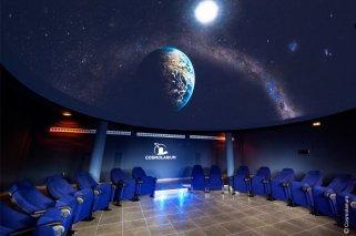 Cosmolarium: Exposición de astronomía para los niños en Jaén