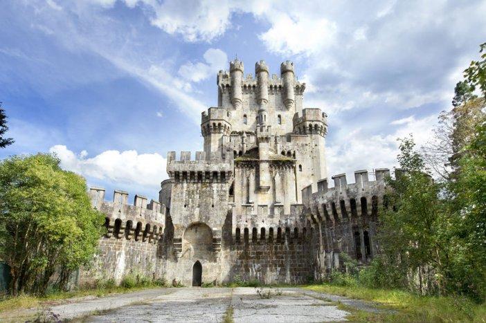 El Castillo de Butrón: Un escenario de cuentos de hadas