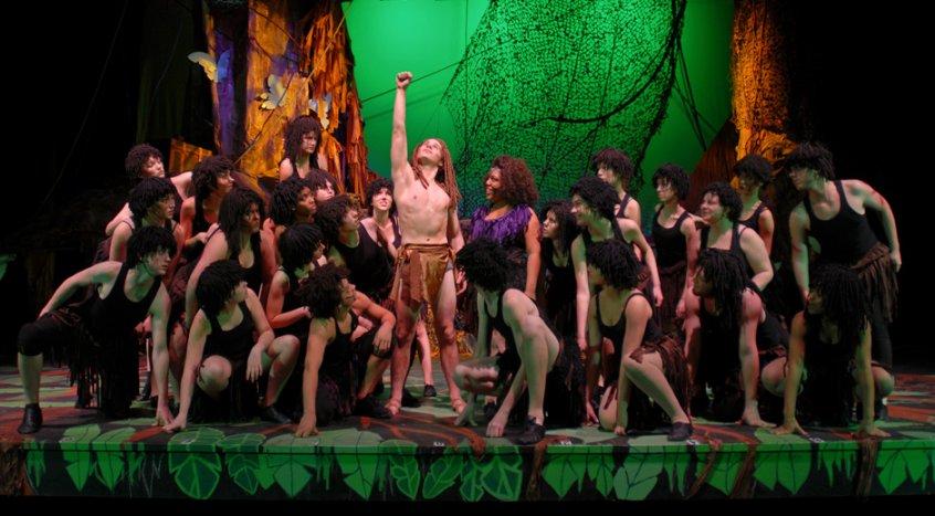 Tarzán, el musical: Teatro para niños en Mérida