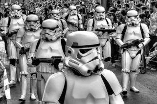 Star Wars. Otra historia de la saga: Exposición fotográfica para niños en Valladolid