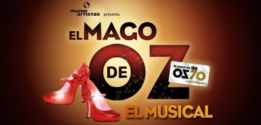 El Mago de Oz en el Palacio de Congresos de Granada