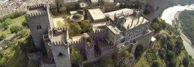 Castillo de Almodóvar del Río: Viajar al Medioevo con los niños
