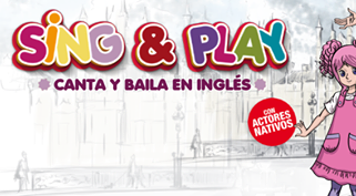 Sing and Play: Teatro interactivo infantil en Madrid
