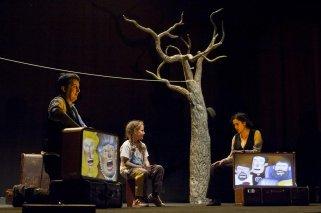Teatro infantil en Badajoz: La camisa del hombre feliz