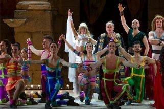 Hércules, el musical: Espectáculo infantil en Badajoz