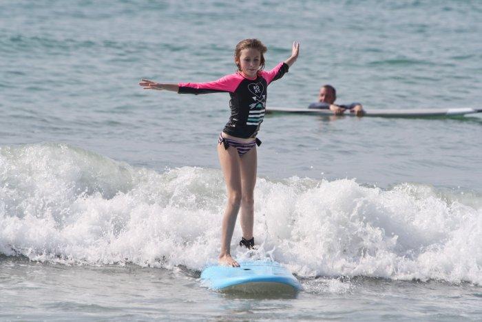 Surfing Santoña: Campamento de verano para niños en Cantabria