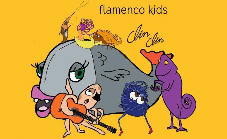 Flamenco Kids en Jalintro: Baile y música flamenca para los niños en Madrid