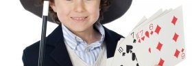 Taller de Magia en Madrid para los niños