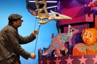 Viajeros del carrusel: Teatro de títeres para niños en Málaga