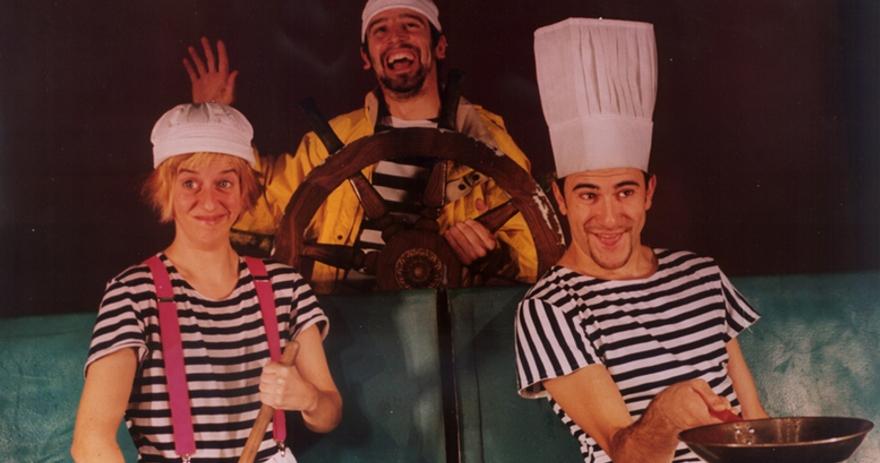 ¡Splash!: Teatro infantil en Madrid