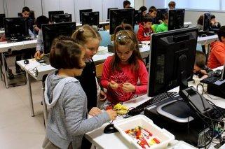 Talleres tecnológicos infantiles de Semana Santa en Madrid