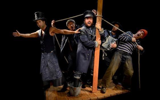 Moby Dick, un espectáculo para toda la familia en Murcia
