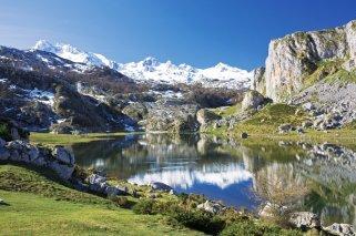 Parque Nacional de Picos de Europa, un entorno natural para visitar en familiaParque Nacional de Pic
