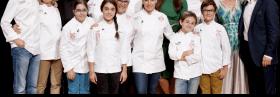 Campamento de cocina para los niños en Cádiz