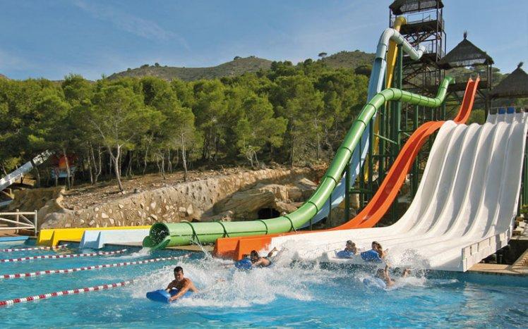 Aqua Natura Benidorm: Parque acuático para niños en Alicante