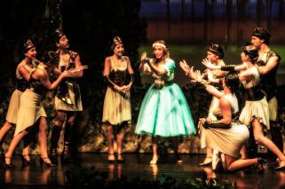 Gisela y el Libro Mágico: Teatro musical para niños en Oviedo