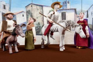 Teatro infantil en Málaga: XI Festival Internacional de Teatro con Títeres, Objetos y Visual