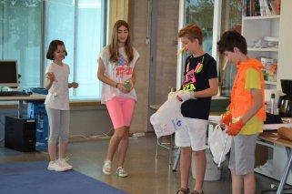 Desde el cuerpo: Taller para niños en León