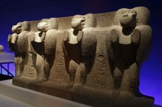 Animales y faraones: Exposición de historia para niños en Madrid