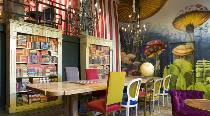 We Pudding: Una cafetería infantil muy original en Barcelona