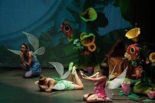 Campanilla, el musical. El origen: Teatro musical en Valladolid