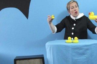 Bailando con los cuentos: Teatro infantil, en A Coruña