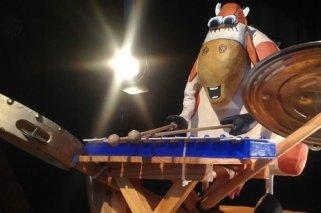 La extraordinaria historia de la vaca Margarita: Teatro de títeres para niños en Murcia