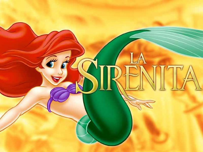 La sirenita: Teatro infantil en Málaga