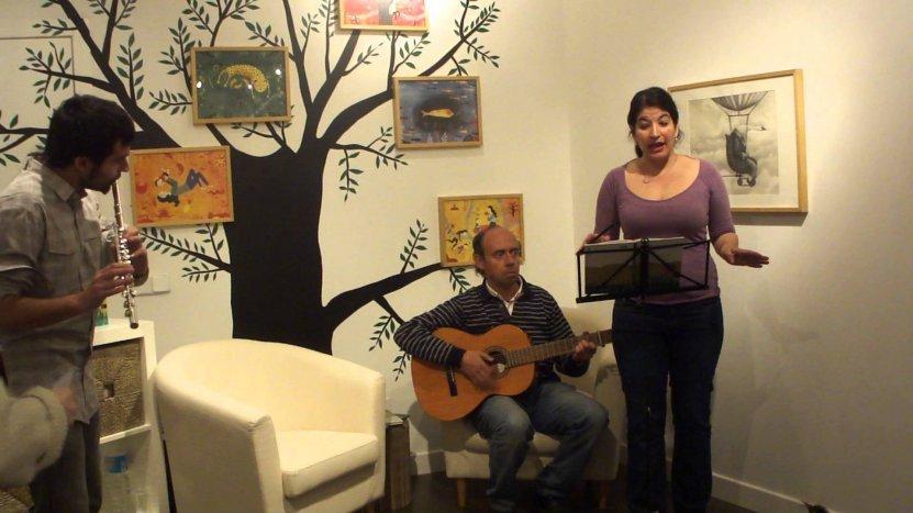 Espacio Kalandraka, un taller literario para niños en Madrid