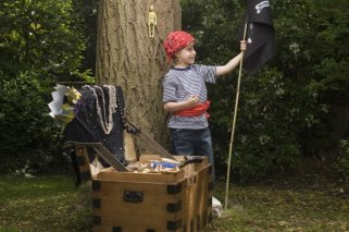 El Parque de El Retiro organiza una Búsqueda del Tesoro en familia
