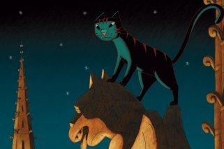 Un gato en París: Cine infantil en Tarragona