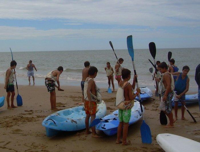 Campamento infantil multiaventuras en Valencia